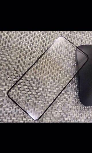 🚚 IPHONE 全系列 二次鋼化玻璃保護貼 滿版 半膜 都有 全面優惠