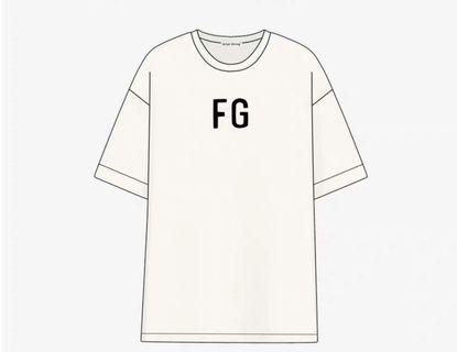 Preorder : FG / SG Shirt (similar to what BTS wear)