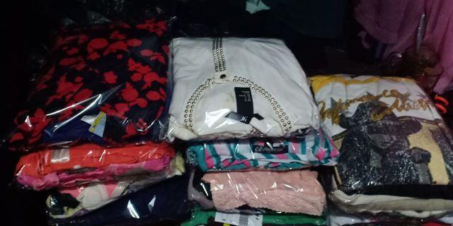 preloved import dan brand internasional