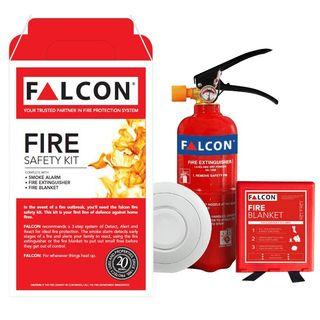 3 in 1 Fire Safety Kit
