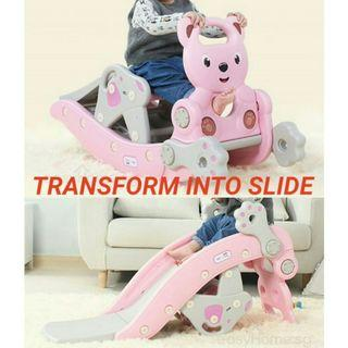 FREE DELIVERY Rocking Chair / Slide Set