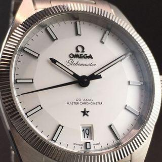 Omega Globemaster Constellation Co-Axil Master Chronometer