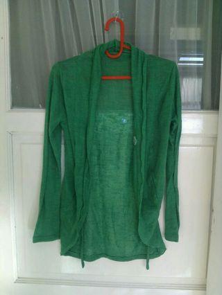 #maujam outerwear green