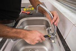 Any plumbing and electrical installation