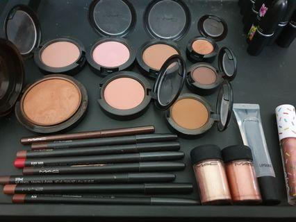 MAC Products - Prices are in the description box. 🍭
