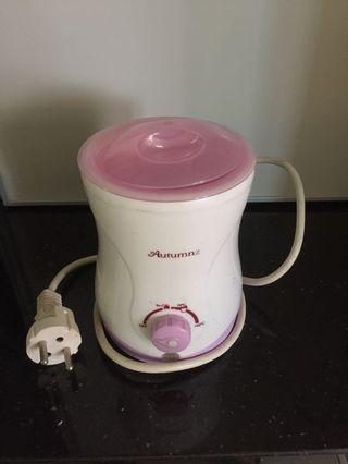Autumnz breastmilk and food steamer