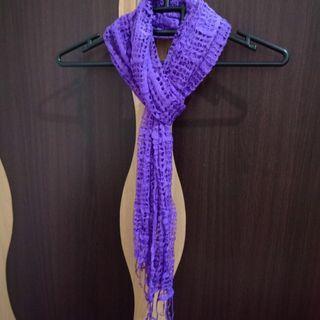 Syal ungu