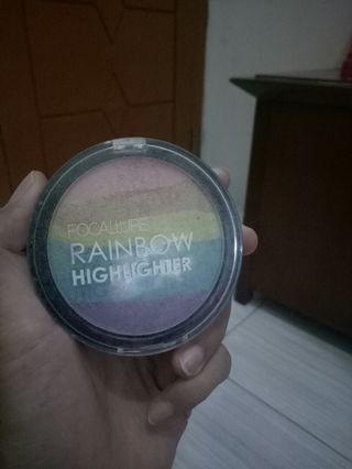 Highliter rainbow