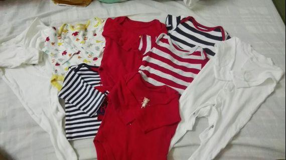 REDUCED! 13 Mothercare Unisex Newborn Set of Clothing