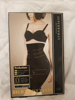 🚚 Body Shaper High Waist Pants S/M Size