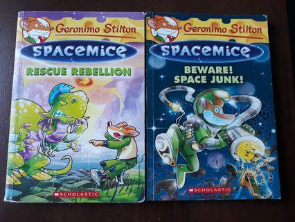 🚚 Geronimo spacemice