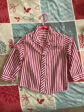 Boys shirt for 2 years old