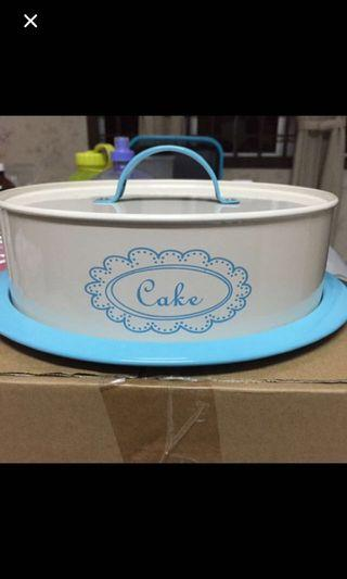 🚚 Cake Storage with Handle