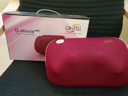 Gintell G-Minnie head / neck portable kneading massager