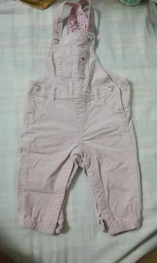 H&M Baby Girl Overalls
