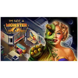 I'm Not A Monster Steam Key