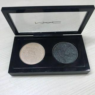 (FREE POS) MAC Eyeshadow Duo