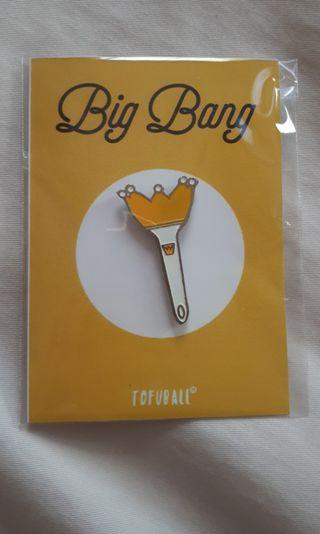 KPOP LIGHTSTICK ENAMEL PIN : BIGBANG