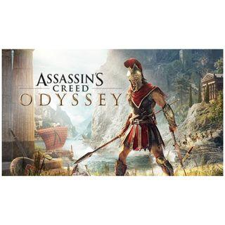 Assassin Creed's Odyssey Ubisoft key