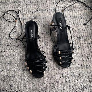 MNG Seashell Heels