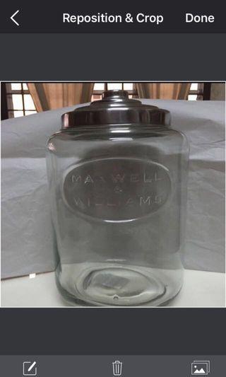 6L Maxwell Williams Jar