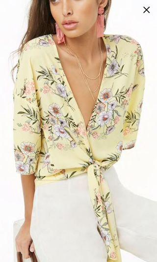 IN SEARCH OF: Forever 21 Blouse
