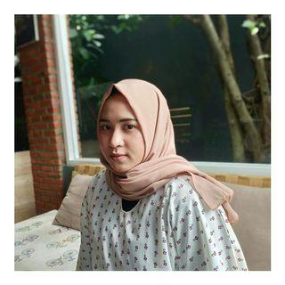 NEW Hijab Pashmina by Poshy