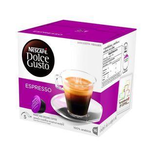 Nescafe Dolce Gusto Capsules :: Espresso