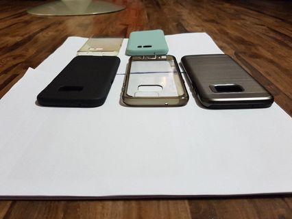 Samsung s7 edge Case (see desc for prices)