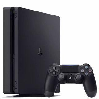 1TB PS4 Slim & FIFA19 (Free 3 Months Ps Plus)