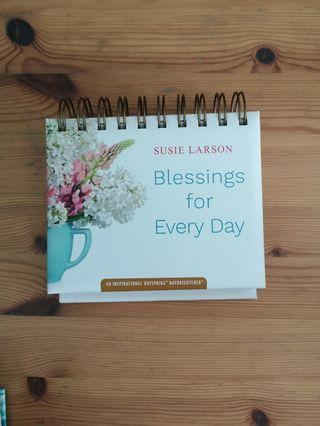 BN 'Blessings for Every Day' Perpetual Calendar (DaySpring)