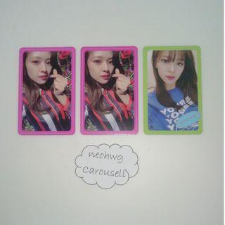 [WTS] TWICE Jeongyeon Fancy Photocards