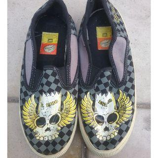 The Simpsons Bartrock Slip On Shoes
