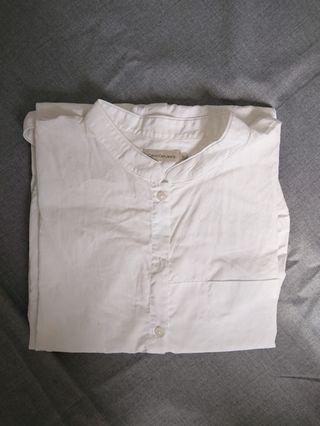 #maujam Kemeja Putih Calvin Klein White Shirt