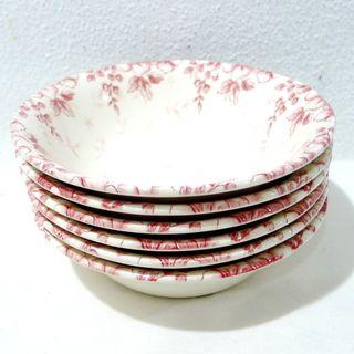 6 Pces Bowls By Claytan