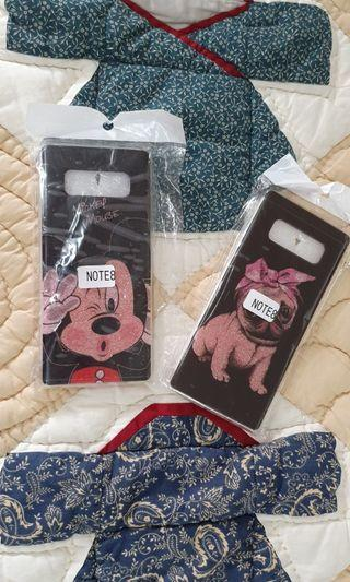 Note 8 covers