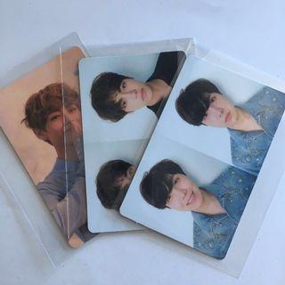 Taehyung/Hoseok Photocards LYS