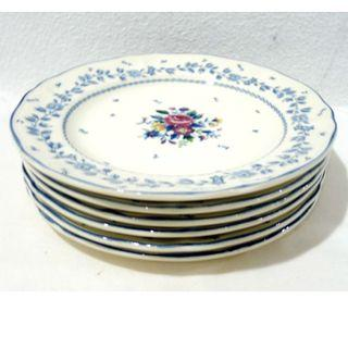 6 Pces Side Plates By Tablemates