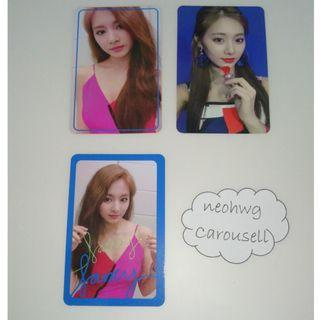 [WTS] TWICE Tzuyu Fancy Photocards