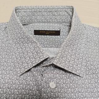 LOUIS VUITTON LV🔥 Shirt 灰色