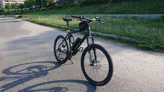 澤橋 電動 越野 腳踏車 自行車