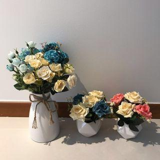 Artificial Pretty Flowers for home or office deco