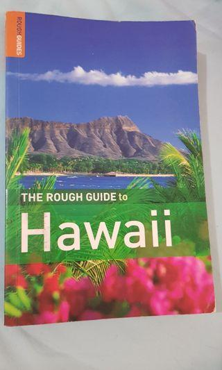 🚚 The rough guide to hawaii