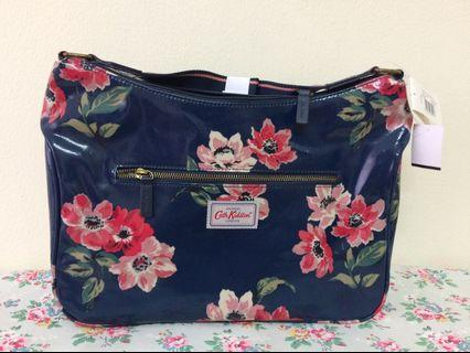 Cath Kidston Curved Shoulder Bag with Strap