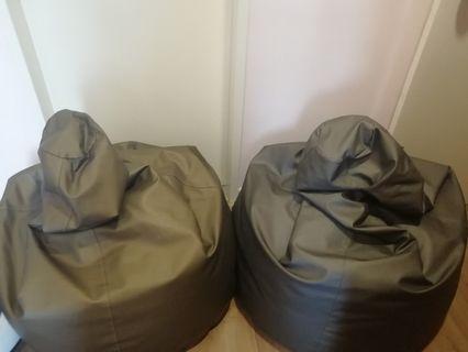 TWIN BEAN BAGS(buy 2 at rm80)
