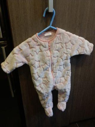 嬰兒夾衣next step