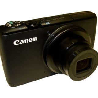 【限時免運費】Canon Powershot S95 公司貨 類單眼相機