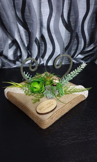🚚 Wedding Ring Holder for Solemnization