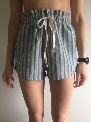 Nuinui Striped Shorts