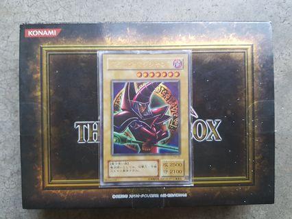 Yugioh Dark Magician (Arkana) (OCG) P4-02 ULTRA RARE